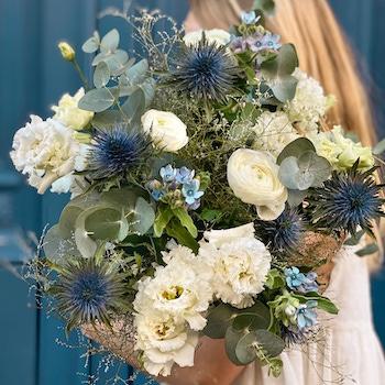 Bouquet Blue Lagoon