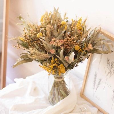 Bouquet Zion et vase Le Parfait
