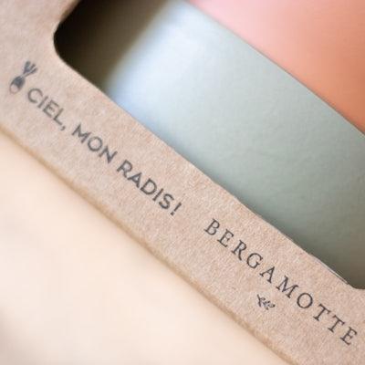 Topf mit Wasserspeicher Ciel Mon Radis x Bergamotte