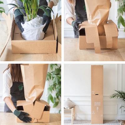Unsere maßgeschneiderte Verpackung sorgt für einen sicheren Transport