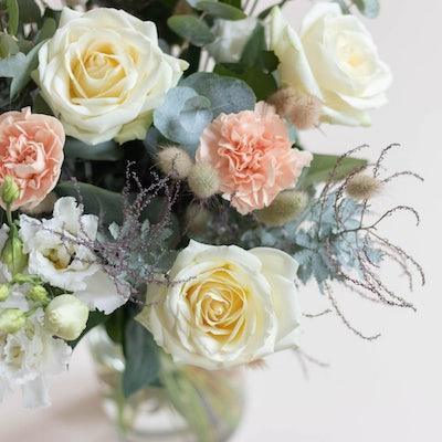 Nahaufnahme Blumenstrauß Etosha