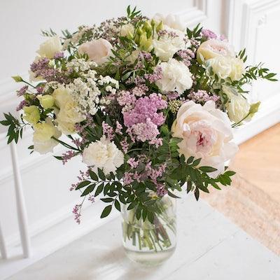 Blumenstrauß Honfleur+ & Le Parfait vase
