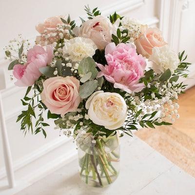 Füge deinem Blumenstrauß eine Le Parfait-Vase