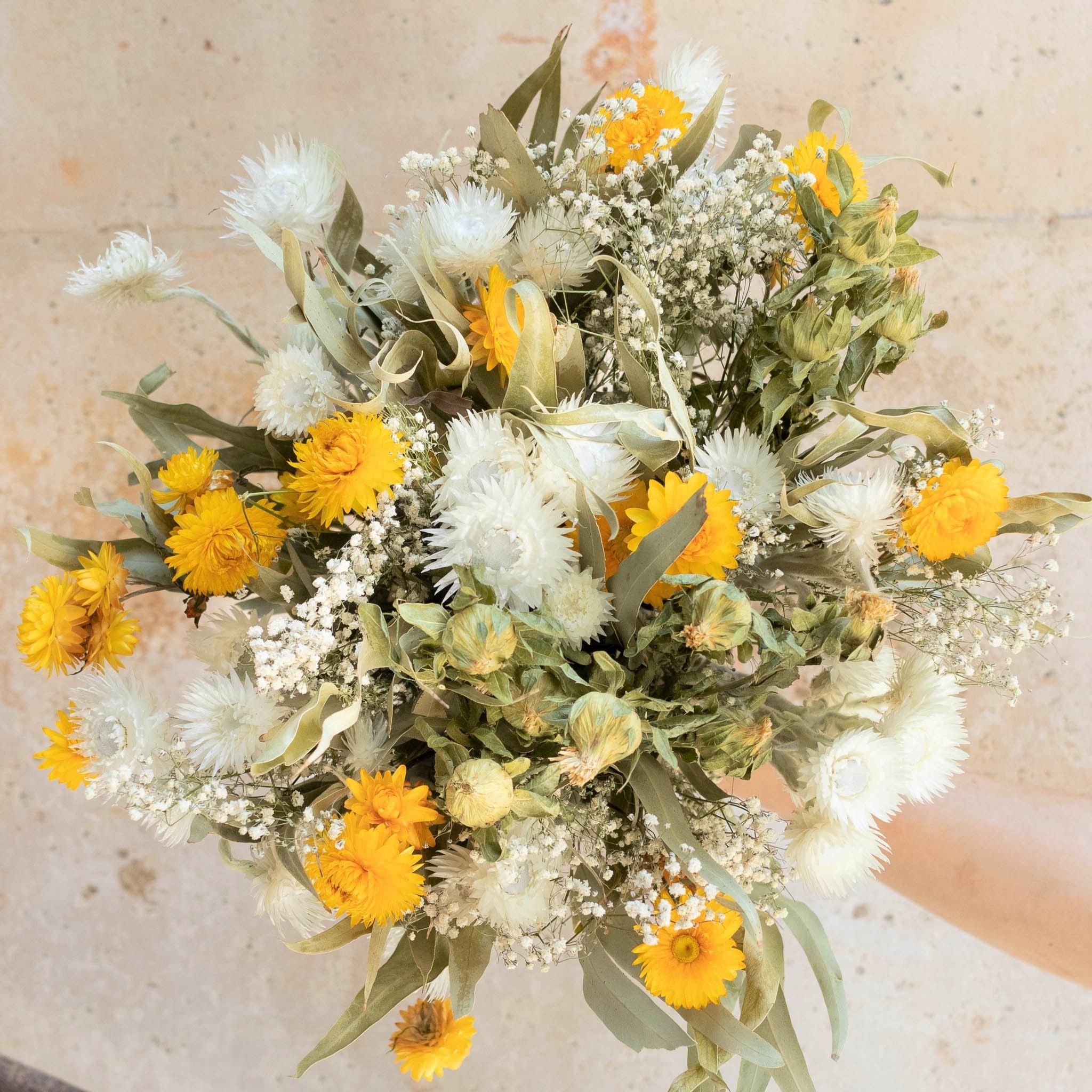 Blumenstrauß Alpilles