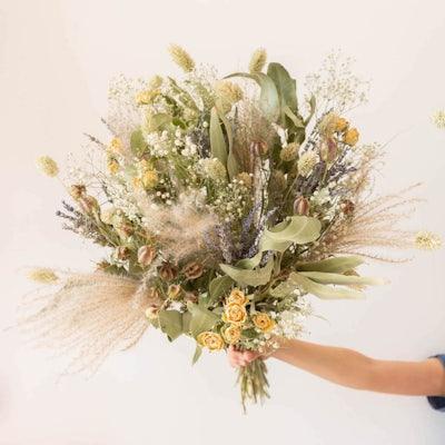 Unser getrockneter Blumenstrauß Big Sur für dich oder als Geschenk