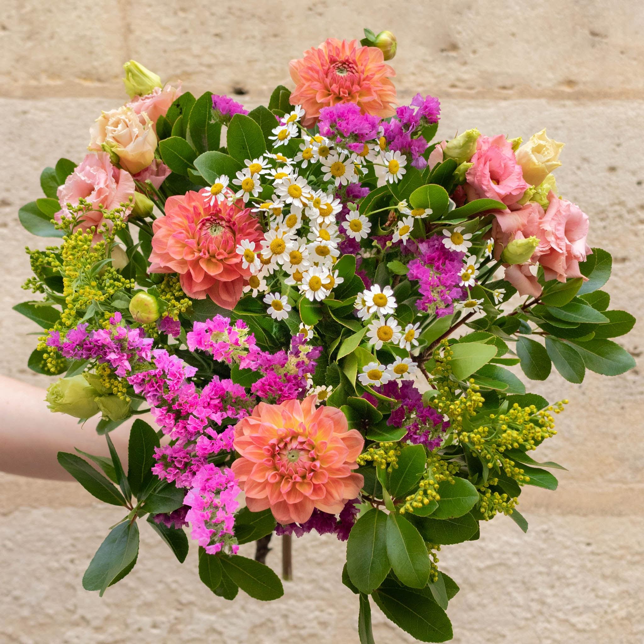 Blumenstrauß Mundaka