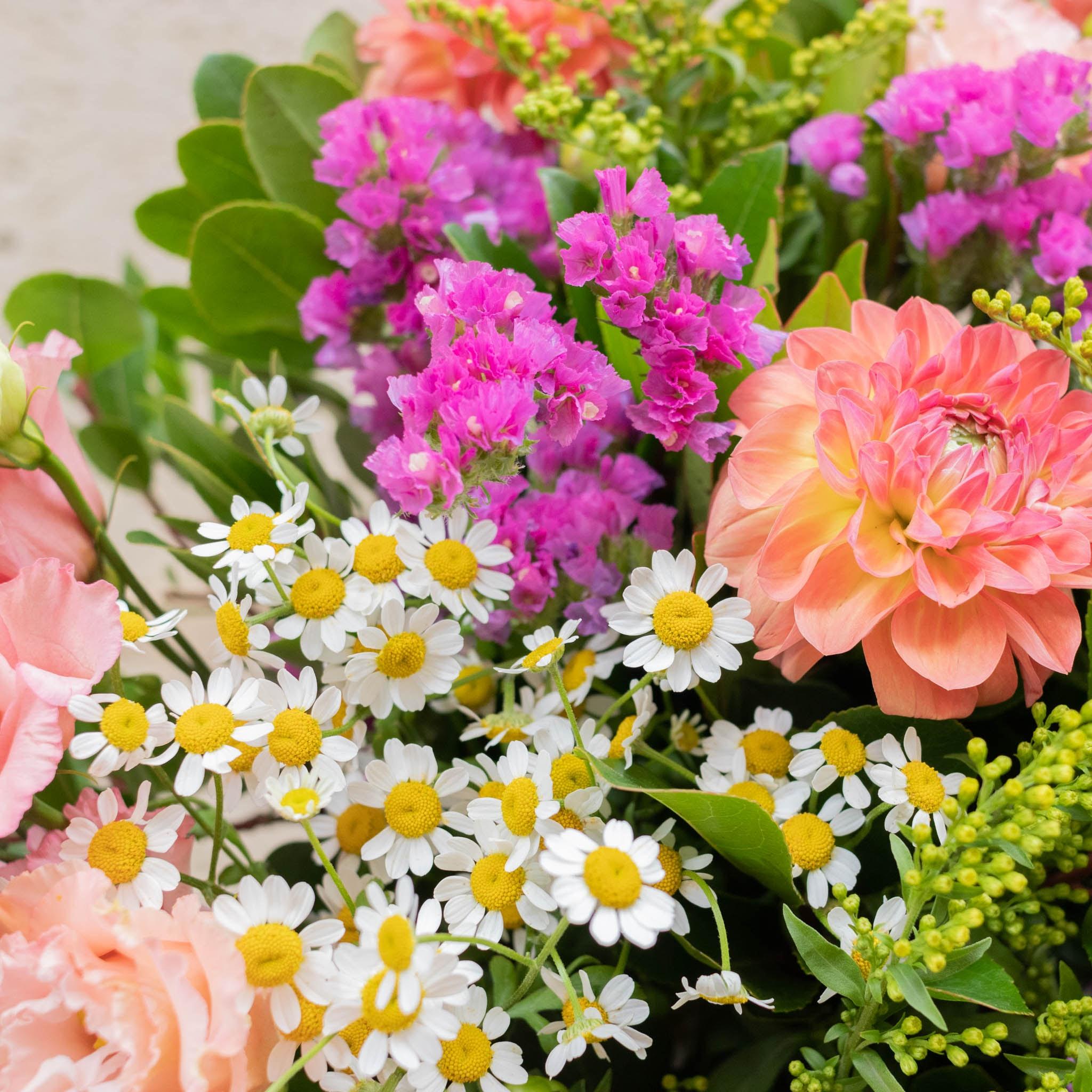 Blumenstrauß Mundaka+