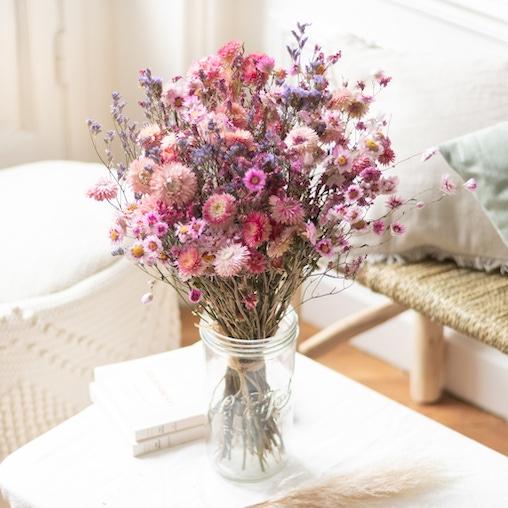 Blumenstrauß Sylt mit Le Parfait Vase