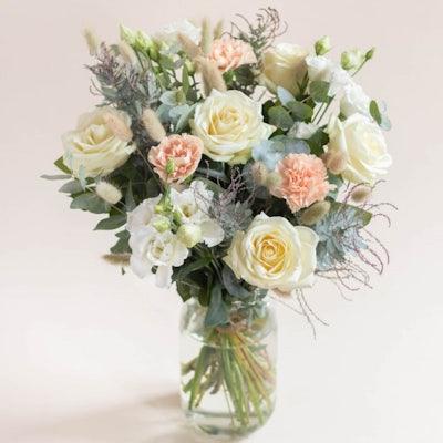 Blumenstrauß Etosha & Le Parfait vase