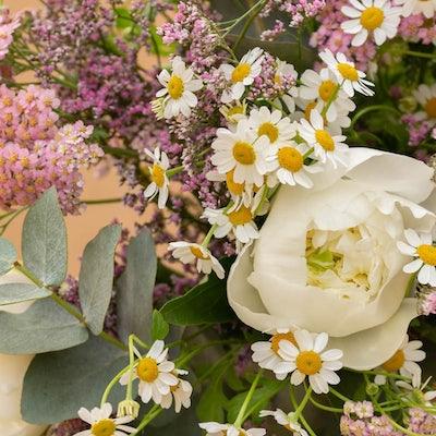 """Nahaufnahme unseres """"Bayonne"""" Blumenstraußes"""