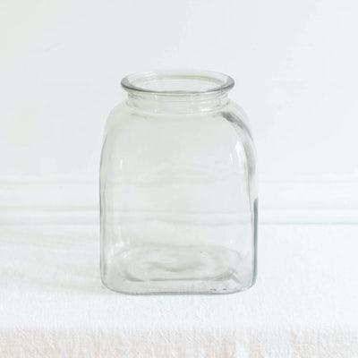 Vase Belona transparent
