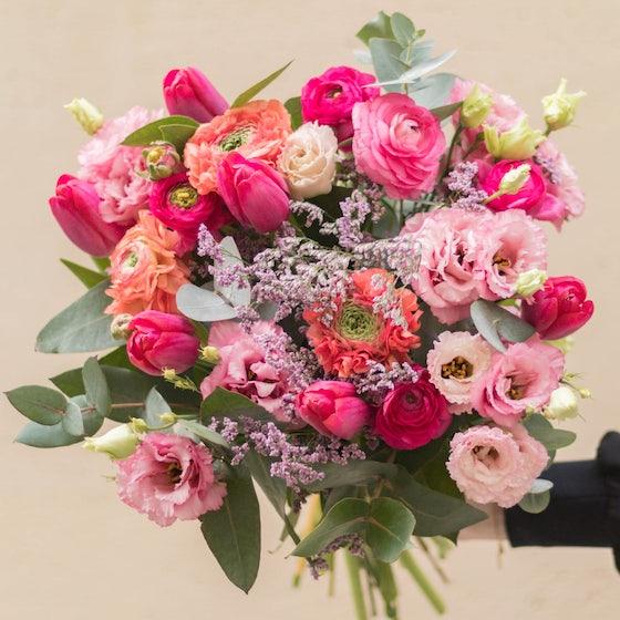 Blumenstrauß Ostuni